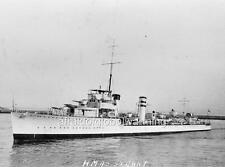 Photo. 1920s. Ship - HMAS Stuart