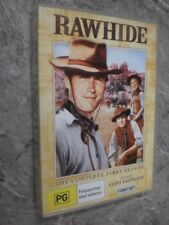 Rawhide: Season 1 (DVD, 7-Disc Set, Region 4) gm12
