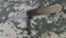 Joseph Rodgers & Sons 67s Stainless Folding Knife Lambsfoot & Pen Blades