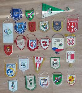 25 different Pennant Football Federation & Football club  Soccer