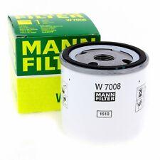 MANN Ölfilter Fahrzeugfilter W7008 Filter Ford Mazda Morgan Volvo