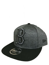 Boston Red Sox New Era Heather Huge 9FIFTY Adjustable Snapback Hat