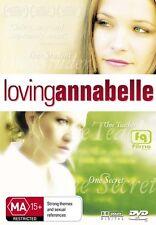 Loving Annabelle DVD - Lesbian Interest