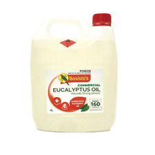 Bosisto's Commercial Ecualyptus Oil 4L, Commercial Cleaner