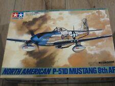 1:48 North American P-51 D Mustang (LESEN!!!)