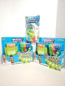 Bunch O Balloons 100 Count Mega Catapult Launch Up to 300 Feet Bundle