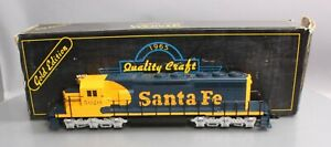 Weaver 5020 O Gauge AT&SF SD-40-2 Diesel Locomotive #5020 w/ Horn - 3-Rail/Box