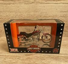 Maisto Harley Davidson 2001 FXSTS Springer Softail