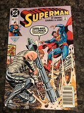 Superman #52 (DC 1991) Newsstand