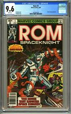 ROM #5 - CGC 9.6 NEWSSTAND EDITION - WP - NM+ DOCTOR STRANGE APPEARANCE