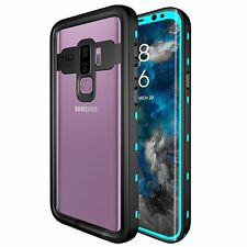 For Samsung Galaxy S9 Case Waterproof Cover Shockproof Built-in Screen Protector