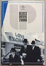 Dossier de Presse BLUES BROTHERS 2000 John Landis DAN AYKROYD John Goodman *e