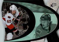 2014-15 SPx 97-98 SPx Retro #23 Erik Karlsson - NM-MT