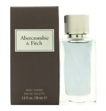 ABERCROMBIE & FITCH FIRST INSTINCT EAU DE TOILETTE 30ML SPRAY - MEN'S FOR HIM