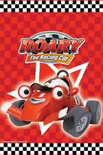ROARY THE RACING CAR Movie POSTER 27x40 UK