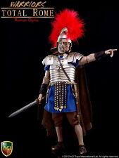 "2013 ACI Total Rome 1/6 Scale 12"" Roman Legionary Optio Action Figure 14B"