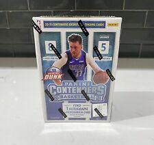2021 Panini NBA Contenders Basketball Trading Card Blaster Box SEALED 5 Pack Box