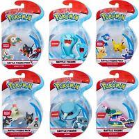 Pokemon Battle Figures Assorted Figures
