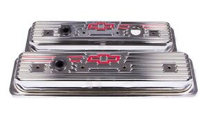 Proform Steel Short Valve Covers Small Block Chevy P/N 141-107