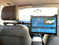 Central Reposacabezas Coche Soporte Tablet Para Samsung GALAXY Note Pro