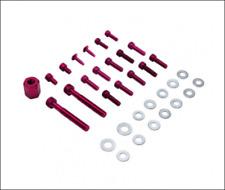 Kit de Vis Pour Carrosserie Couleur: Rouge Pour MBK Booster 50 -> 2003