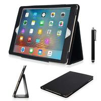 Folio Magnetic PU Leather Smart Cover Stand Case For Apple iPad Pro 9.7+Free Pen
