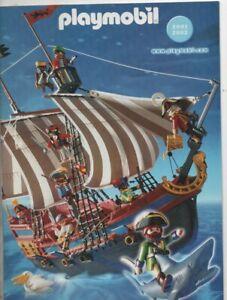 Playmobil 2001-2 large catalog catalogue 42pg