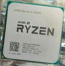 AMD Ryzen 5 2400G R5-2400G 3.6-3.9GHz 4Core 8thr Socket AM4 65W CPU Processor