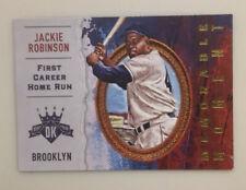 Jackie Robinson 2017 Diamond Kings Memorable Moment #MM-6  Brooklyn Dodgers HOF