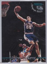 ANDREW DeCLERCQ 1995-96 Classic Rookies Autograph Edition Autographed Card #N/A