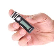 MR80 Mini Clip Small Voice Activated Recorder, Audio Recording Device, 72Hr, 8GB