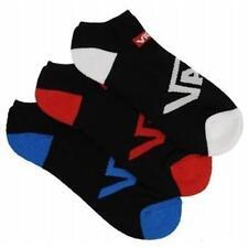 New  Vans Low-cut Mens Athletic Socks 3 Pair Skater Shoes DC  FRESH!  LAST ONES!