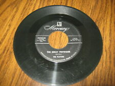 45 RPM - THE PLATTERS - THE GREAT PRETENDER