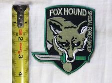 Metal Gear Solid Fox Hound Special Force Group - New - US Seller