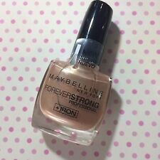 MAYBELLINE FOREVER STRONG 615 LIGHT BROWN PROFESSIONAL +IRON UP TO 7 DAY WEAR