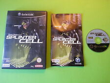 Tom Clancy's Splinter Cell - Nintendo GameCube NGC