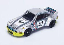 Spark Porsche 911 Carrera RSR #47 Martini Jöst/Haldi Le Mans 1973 1/18