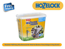 Hozelock 7023 Easy Drip Universal Kit 10m2 for Borders Trees Hedges & Veg Garden