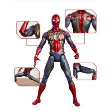 Iron Spiderman Marvel Avengers 3 Infinity War Spider-Man Action Figure Toy Gift