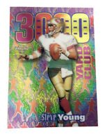 1999 Topps Chrome - All-Etch #AE20 Steve Young San Francisco 49'ers