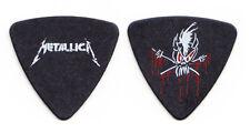 Metallica Robert Trujillo Black Scary Guy Bass Guitar Pick - 2012 Tour