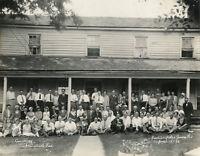 ANTIQUE VINTAGE FINE 1932 INDIANAPOLIS CAMERA CLUB GREENCASTLE IN CAMMACK PHOTO