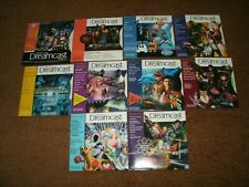 Very Rare Sega Dreamcast US Demo Disc Collection