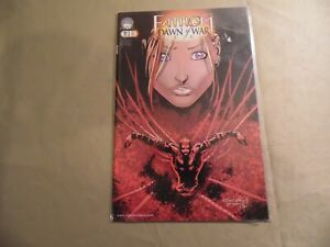 Fathom Dawn of War #0 (Aspen 2004) Free Domestic Shipping