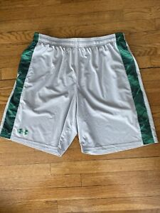 Under Armour Mens Shorts Size XL Preowned Gray