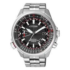 Reloj Citizen The Pilot Titanio Radiocontrolado CB0140-58E ¡Envío 24h Gratis!