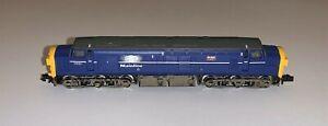 Ltd Ed Graham Farish (803D) Class 37/0 37055 'Rail Celebrity' in Mainline Blue