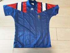 Maillot Adidas Equipe de France 1992 Taille L Vintage euro 92 football