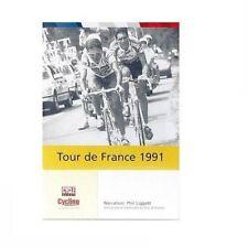Tour de France 1991 DVD Highlights - Miguel Indurain vs Greg LeMond
