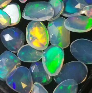 Opal Gemstones 11.5x11.5x6.5 MM P1110 Loose Opal Welo Opal Opal Jewelry 50/% Off Natural AAA Ethiopian Opal Cabochon Ethiopian Fire Opal